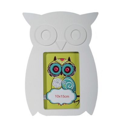Buy Owl Photo Frame from our Other Occasions range - Tesco