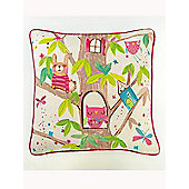 Woodland Fairies Princess Reversible Cushion