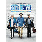 Going In Style DVD