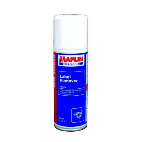 Maplin Label Remover 200ml