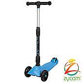 Zycomotion Zycom Zinger 3 Wheel Scooter - Blue/Black