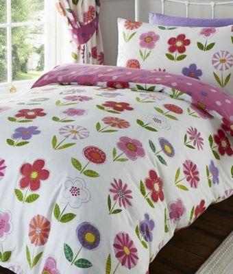 Little Flower Junior Bedding Set