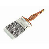 Faithfull Superflow Synthetic Paint Brush 75mm (3in)
