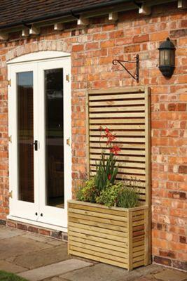 Garden Creations Tall Planter 900x300