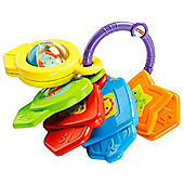 Fisher Price Shapes and Colour Keys