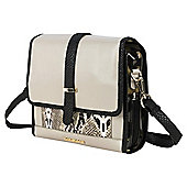 Babybeau grab and Go Clutch Baby Changing Bag, Cream