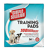 Simple Solution Puppy Training Pads 56 Pk