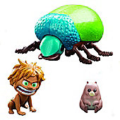 The Good Dinosaur Spot and Beetle Action Figures - Action Figures