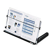 3M DH640 Inline Document Holder for CRT and LCD Monitors (Black)