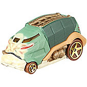 Hot Wheels Star Wars Cars - Jabba The Hut