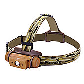 Fenix HL60R LED Head Torch USB Rechargeable 950 Lumens Desert Yellow