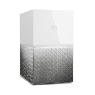 WD 4TB (2x2TB) My Cloud Home Duo Personal Cloud Storage