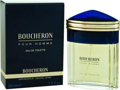 Boucheron Pour Homme Eau de Toilette (EDT) 50ml Spray For Men