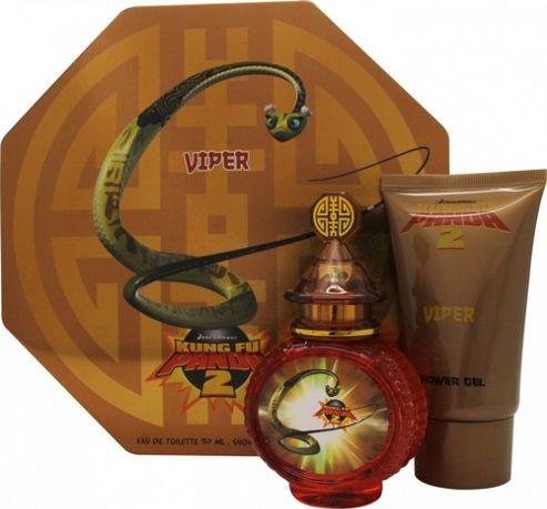 Kung Fu Panda Viper Gift Set 50ml EDT + 75ml Shower Gel