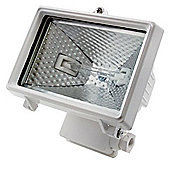 Timeguard 150w Halogen Floodlight - White