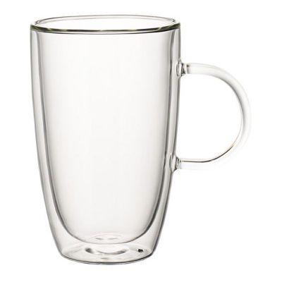 Villeroy and Boch Artesano Extra Large Glass Mug 0.49L