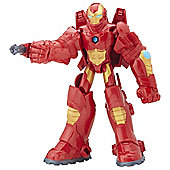 Marvel Avengers Iron Man With Armour 6-Inch Figure