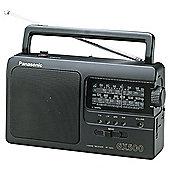 Panasonic RF 3500 Portable FM/AM/LW/MW Radio