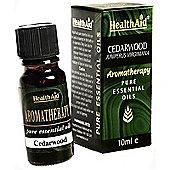 HealthAid Cedarwood Pure Essential Oil 10ml