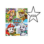 Paw Patrol Stickers 10 Packs Supplied
