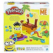 Play-Doh B9028EU40 Minions Paradise Playset