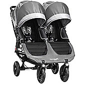Baby Jogger City Mini GT Double Stroller - Steel Grey