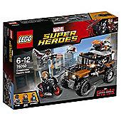 LEGO Marvel Super Heroes Crossbones' Hazard Heist 76050