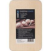 Chef Aid Chopping Board, Wood, 19cm (Beige)