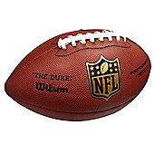 Wilson NFL Duke American Football