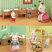 SYLVANIAN Families Kitchen 3 Piece Set
