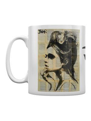 Loui Jover Etheral 10oz Ceramic Mug White
