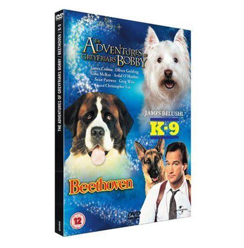 Greyfriar'S Bobby/Beethoven/K-9 (DVD Boxset)
