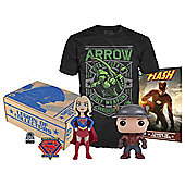 DC Legion of Collectors Box DC TV -XLarge