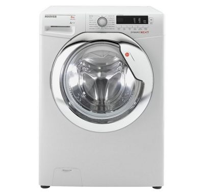 Hoover DXOC48C3 1400rpm Washing Machine 8kg Load, White