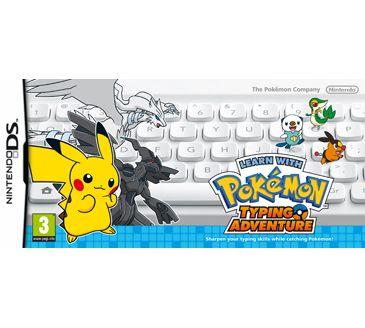 Pokemon - Typing Adventure