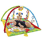 Fisher-Price Puppy 'n Pals Learning Play Gym