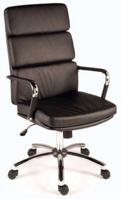 Teknik Deco Executive Black Office Chair