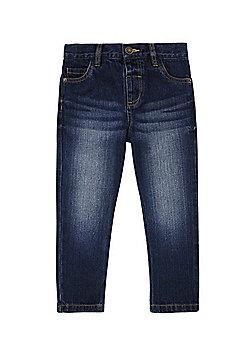 F&F Regular Fit Jeans - Mid wash