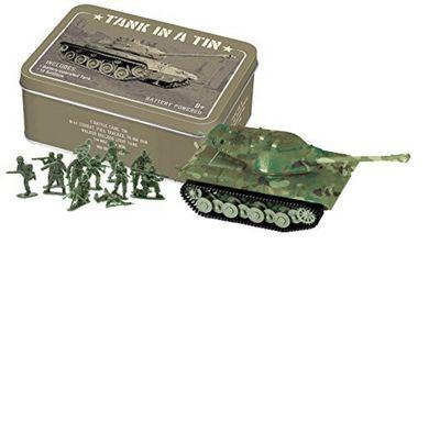 Funtime Tank in a Tin