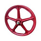"Skyway Tuff ii 20"" Wheelset - Red"