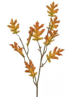 Artificial - Harvest Oak Leaf - Yellow