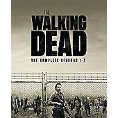 Walking Dead, The Season 1-7 Blu-Ray Box Set