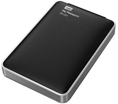 WESTERN DIGITAL - EXTERNAL DRIVE - MYPASSPORT STUDIO 2TB - 2.5IN 2 X FW800 USB2.0