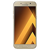 Tesco Mobile Samsung Galaxy A5 Gold (2017)