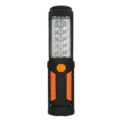JML Flexi Torch: 2-in-1 Bright LED Magnetic Torch/Lamp, Compact & Portable