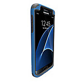Trident Phone case for Galaxy S7 edge - Blue