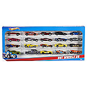 Hot Wheels Car Pack of 20