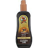 Australian Gold Spray Gel with Bronzer 237ml SPF30