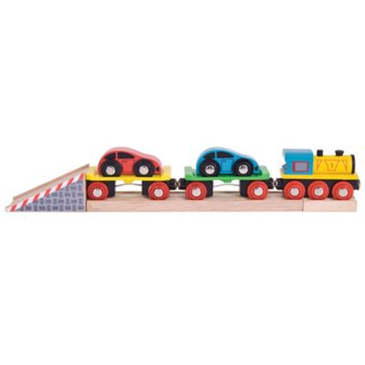 Bigjigs Rail Car Loader