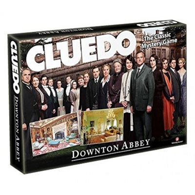 Downton Abbey Cluedo - Games/Puzzles